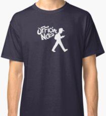 Official Nerd Classic T-Shirt