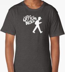 Official Nerd Long T-Shirt