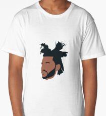 The Weeknd Long T-Shirt