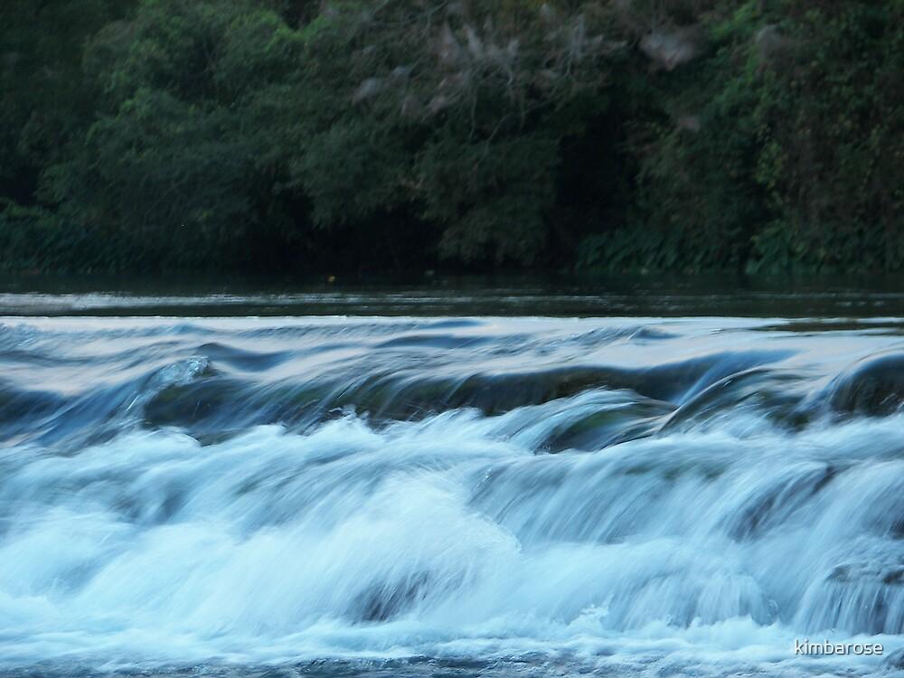 Smooth Falls by kimbarose