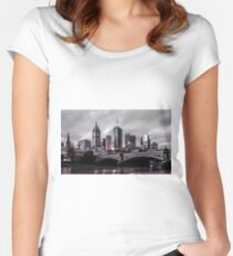 Gotham by the Yarra Women's Fitted Scoop T-Shirt