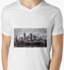 Gotham by the Yarra Men's V-Neck T-Shirt