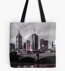 Gotham by the Yarra Tote Bag