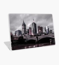 Gotham by the Yarra Laptop Skin