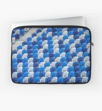 Empty Stands for Swimming Training Laptop Sleeve