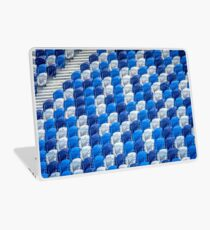 Empty Stands for Swimming Training Laptop Skin