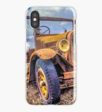 Dodge on the Rocks iPhone Case