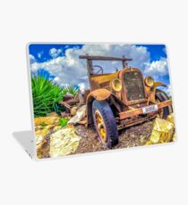 Dodge on the Rocks Laptop Skin