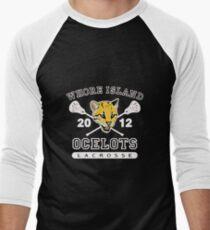 lacrosse Men's Baseball ¾ T-Shirt