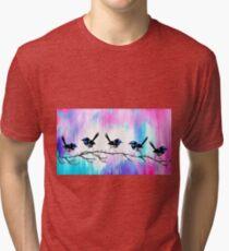 Plant Based Tri-blend T-Shirt