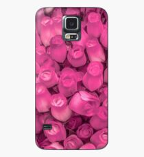 Dozens of Miniature Pink Roses Case/Skin for Samsung Galaxy