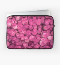 Dozens of Miniature Pink Roses Laptop Sleeve
