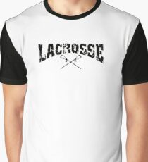 lacrosse Graphic T-Shirt