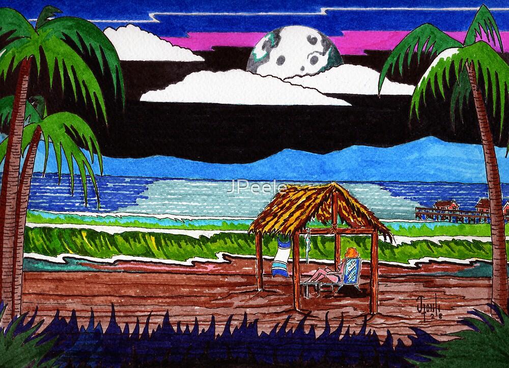 Moonlighting in Santa Barbara by James Peele