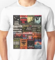 14 midnight oil live posters Unisex T-Shirt