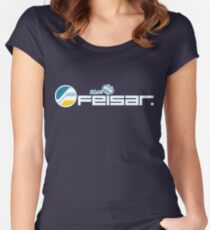 Feisar Women's Fitted Scoop T-Shirt