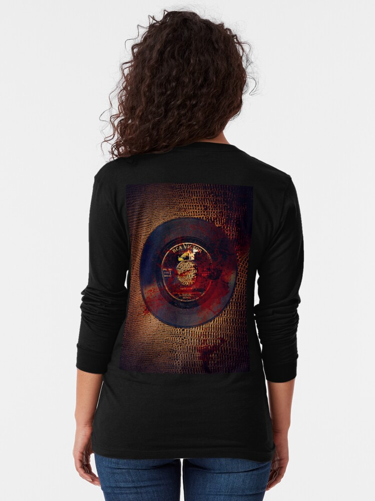 Alternate view of Lula! (Inspired by David Lynch's Wild at Heart) Long Sleeve T-Shirt