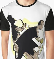 Saxophonists in duo Graphic T-Shirt