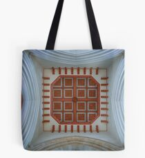 The Cathedral Ceiling Tote Bag