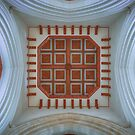 The Cathedral Ceiling by sjphotocomau