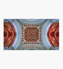 The Cathedral Ceiling Photographic Print