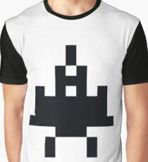 Pixelart space fighter  Graphic T-Shirt