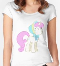 Hearth's Warming Twinkleshine Women's Fitted Scoop T-Shirt