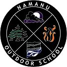 """Namanu Patch by Caitlin """"Solstice"""" Masson by Multnomah ESD Outdoor School"""