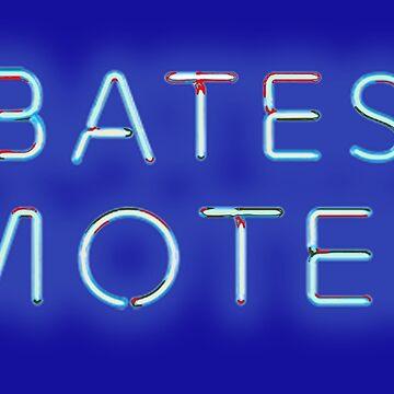 bates motel by pataxhidelgo