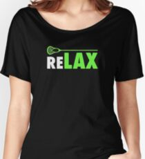 lacrosse Women's Relaxed Fit T-Shirt