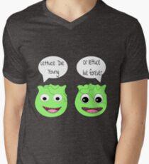 Forever Lettuce (Misheard Song Lyric) Men's V-Neck T-Shirt