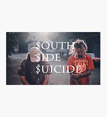 Suicide Boys ($uicide Boy$) Photographic Print