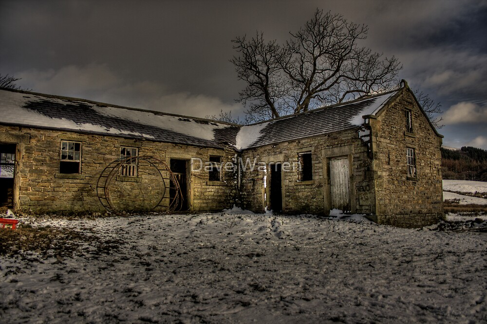 The Old Stables by Dave Warren