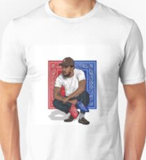 Kendrick lamar is my crush Unisex T-Shirt