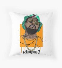 Schoolboy Q lifestyle Throw Pillow