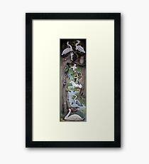 Willow River Framed Print