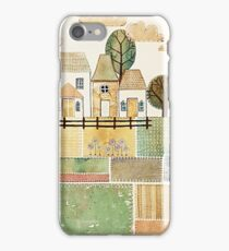 Paddocks And Pickets  iPhone Case/Skin