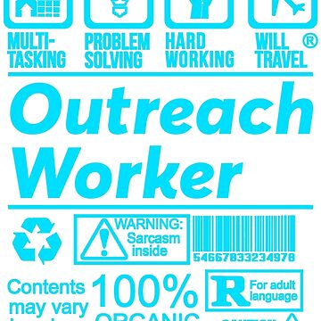 OUTREACH WORKER SOLVE PROBLEMS DESIGN by kashikens