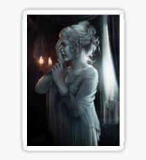 Great Expectations - Miss Havisham Sticker