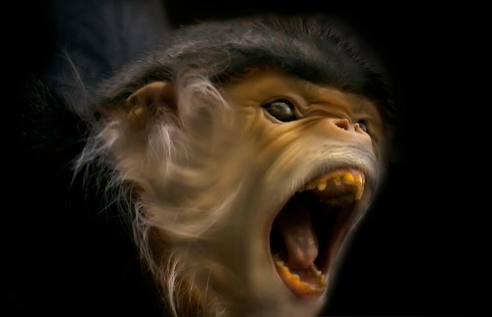 Primal Scream by Cheri  McEachin