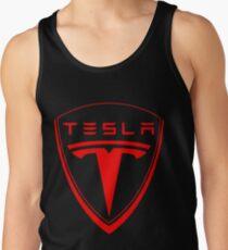 Tesla American Automotive Tank Top