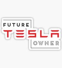 Future Tesla Owner Sticker