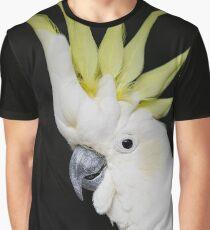 Sulphur-crested Cockatoo Graphic T-Shirt