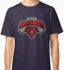 Hiroshima Rotaries Sports Fan Merchandise Classic T-Shirt
