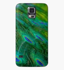 Peacock Mystery Case/Skin for Samsung Galaxy