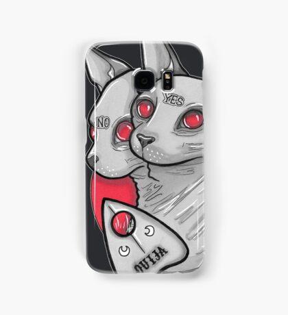 Ouija Cat Samsung Galaxy Case/Skin