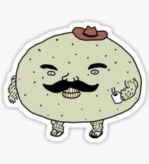 Mexican Potato Sticker