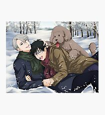 Yuri on Ice  ~Family~ Photographic Print