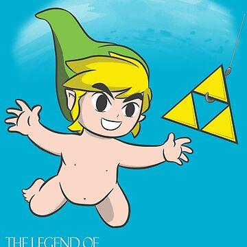 The Legend of Nervermind by dejameprobar
