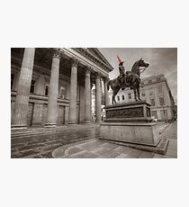 Duke of Wellington  Photographic Print